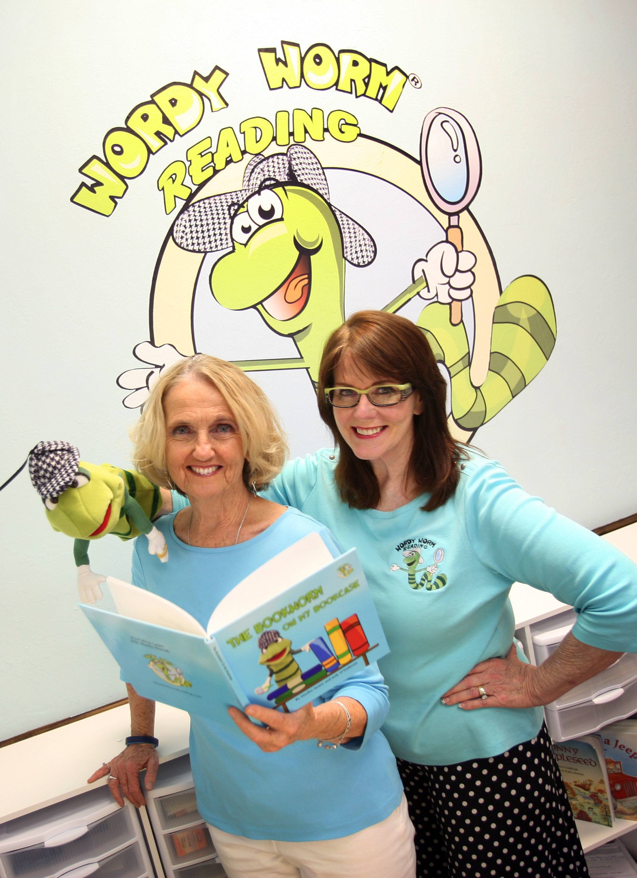 Marilee and Judy, Co-Developers of Raising Robust Readers